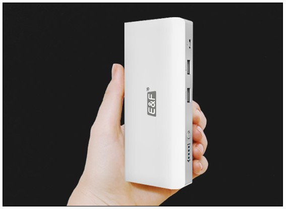 E&F恩凡汽车应急启动电源E3上市测评